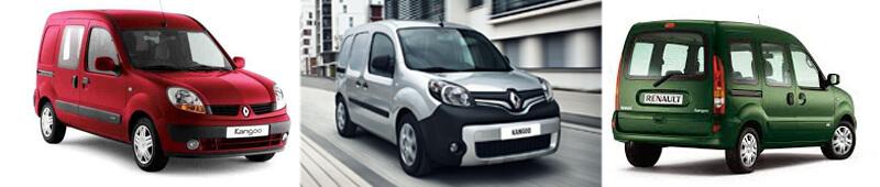 Renault Kangoo - dobry wybór na auto dostawcze