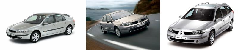 Renault Laguna - czy sprawiedliwie nazywana jest królową lawet?