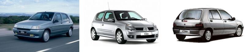 Auto dla kobiety - Renault Clio