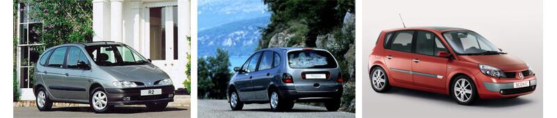 Renault Megane Scenic – auto dla rodziny czy singla?