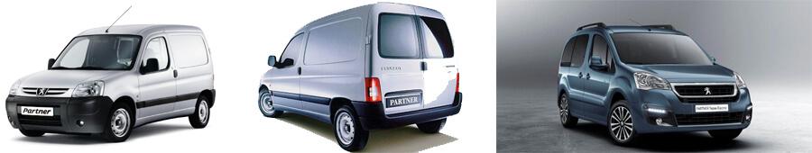 Peugeot Partner - dostawczy czy osobowy?