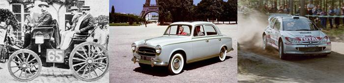 Jak zaczynał Peugeot